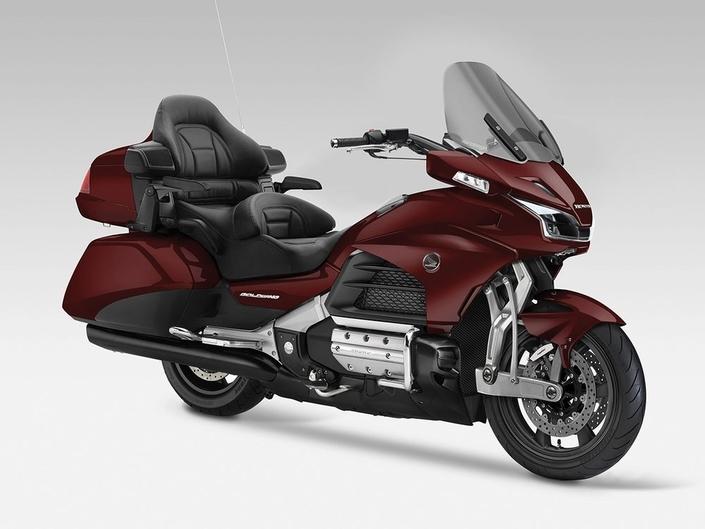 Nouveauté - Honda: la Goldwing montre sa nouvelle suspension!