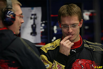 """Formule 1 - Bourdais: """"Je suis inquiet"""""""
