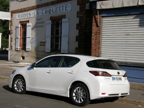 What is it : François vous explique la Lexus CT200h