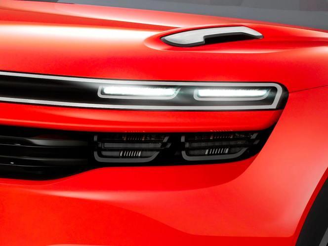Citroën présentera l'Aircross le 8 avril