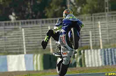 "Moto GP - Brivio: ""Valentino est motivé comme jamais"""