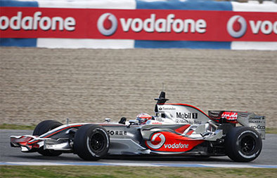 Formule 1 - Test Jerez D.1: Le Champion du Monde ouvre le bal