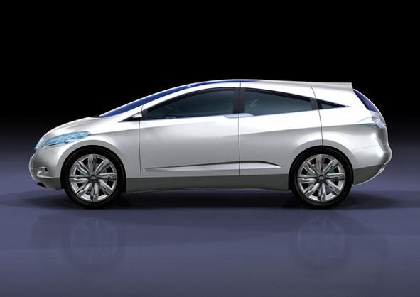 Salon de Francfort : Hyundai présentera son concept-car CUV I-Blue