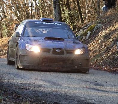 WRC: Subaru optimiste après les premiers tests