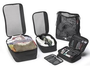 Givi T518, travel set : simplifiez-vous la vie en sectorisant