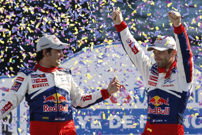 WRC Rallye de France : le sacre de Loeb vu de l'intérieur