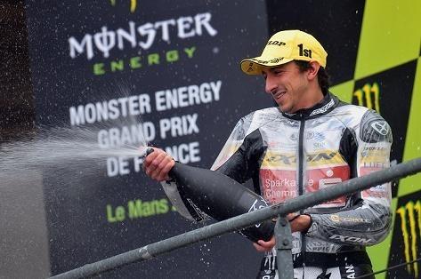 Moto 3 – France : Interview Louis Rossi ; « C'est énorme »