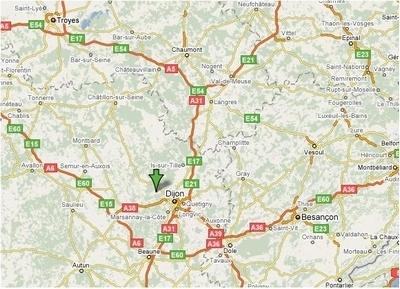 Infos circuit : Dijon Prenois (21)