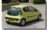 Essai - Citroën C1 : l'accès aux chevrons