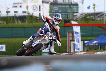 Supermotard, championnat de France 2012 Magny Cours, team Blot: ils ont dit...