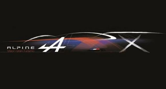 Une nouvelle Alpine pour Gran Turismo 6