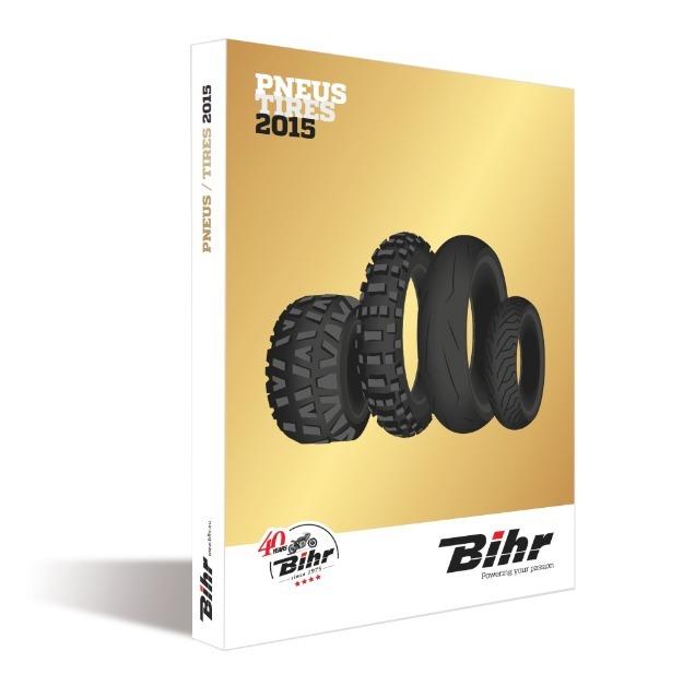 Bihr: le 1er catalogue 100% pneumatiques débarque