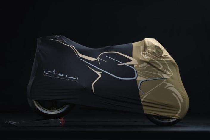 Nouveauté - MV Agusta: la F4 Claudio est l'hommage qu'il vous faut.