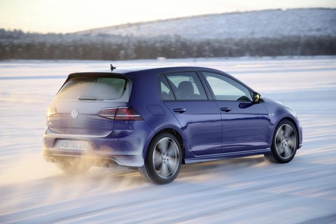 """Nouvelle Volkswagen Golf R: le """"tour du proprio"""""""