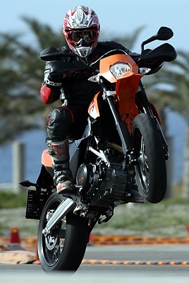 KTM LC4 2008 : 690 Enduro & 690 SMC