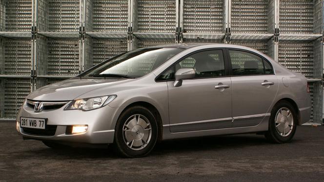 L'avis propriétaire du jour : kimbosaure nous parle de sa Honda Civic 1.3 IMA Hybrid