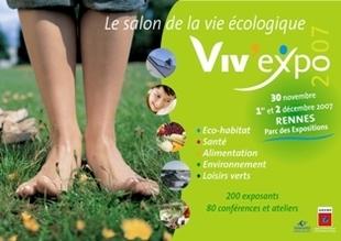 Rennes : véhicules verts à l'honneur à Viv'expo, le salon de la vie écologique