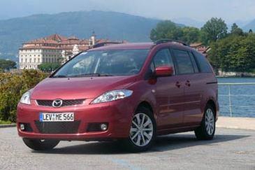Essai - Mazda 5 : exotique !