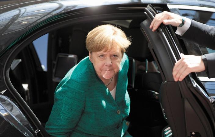 Elle aura défendu Volkswagen (presque) jusqu'au bout.