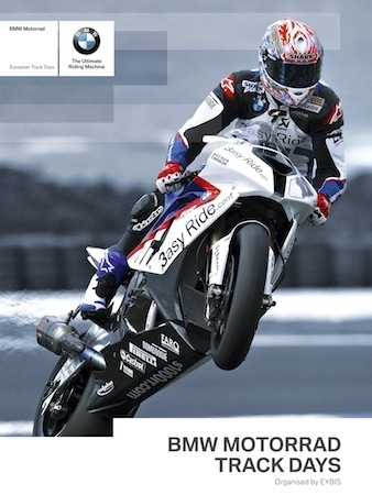 BMW Motorrad Track Days 2012 : Troy Corser sera votre coach !