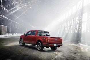Salon de Detroit 2017 - Le Ford F-150, roi des ventes aux USA, se convertit au diesel