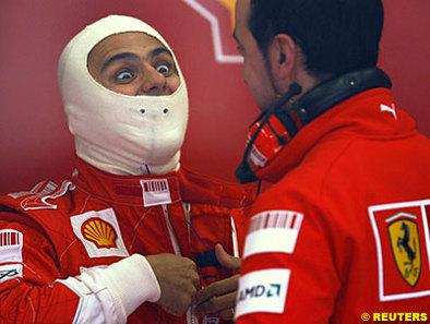 Formule 1 - Test Jerez D.2: Alonso vous salue bien