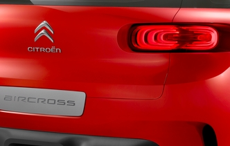 Citroën Aircross Concept : le voilà en avance