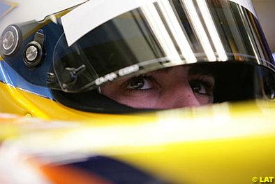 """Formule 1 - Alonso: """"En 2008, je ne prévois pas d'avoir des problèmes avec quiconque"""""""