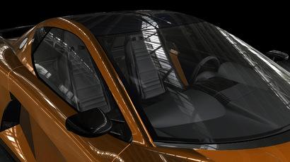 (Vidéo) Nouvelle Kepler Motors Motion: une supercar hybride