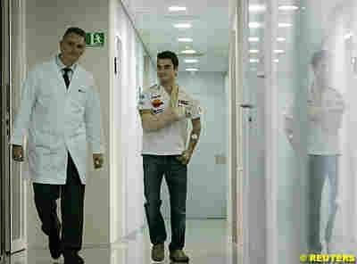 Moto GP - Honda: Pedrosa reprend la main
