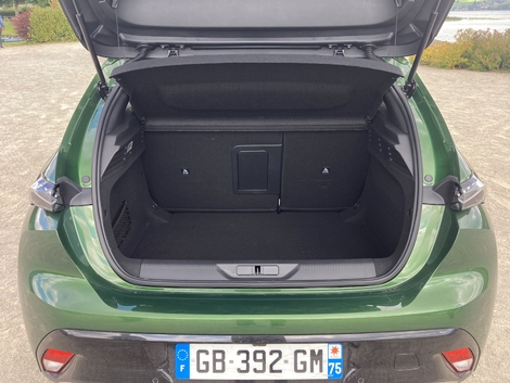 Video test - Peugeot 308 (2021): stop or still?