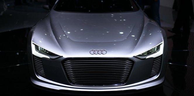 L Audi E Tron Spyder En Futur Visage Des Audi Sportives