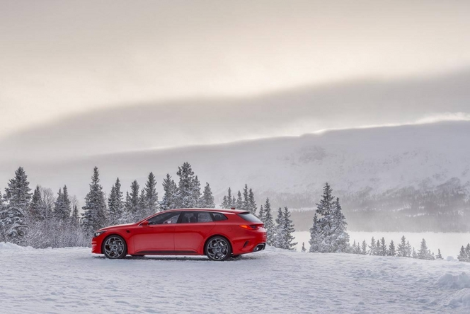 Nouvelle Kia Optima : pas de break en vue