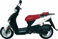 Nouveauté Scooter : Nouveau coloris pour le Kymco Agility MMC 50 cm3
