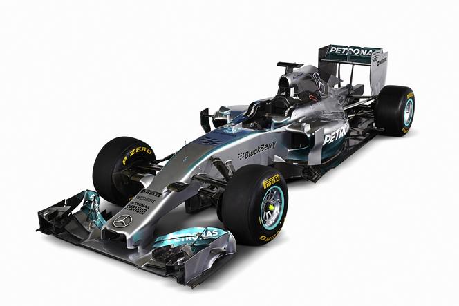 Les nouvelles F1 2014  montrent leur nez ... pendant (ajout monoplaces)