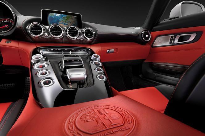 Voiture autonome et Mercedes-AMG sont compatibles