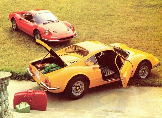 """Une """"petite """" Ferrari programmée pour 2019 ?"""
