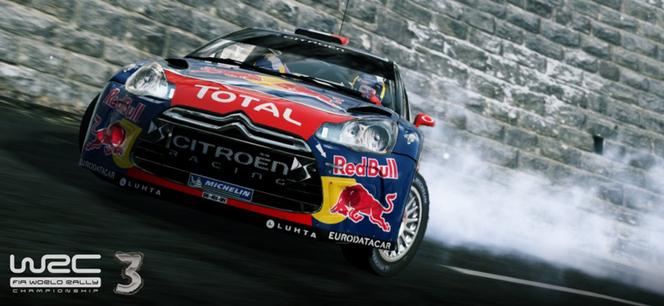 WRC 3 : le test