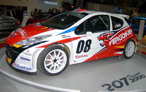 IRC : Kronos Racing présente la 207 S2000 de Loix et...?