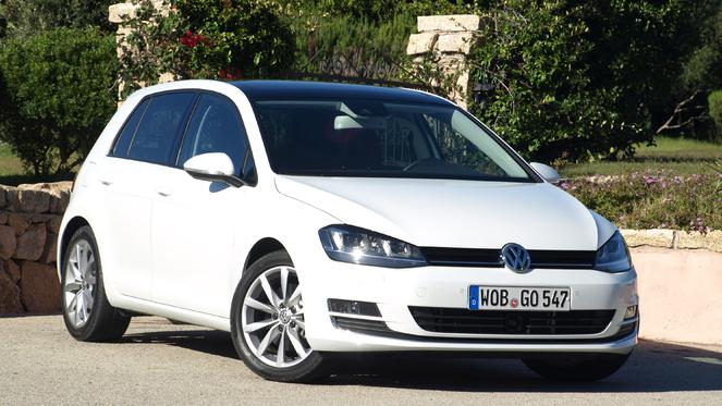 Essai vidéo - Volkswagen Golf 7 : sur le toit de l'Europe