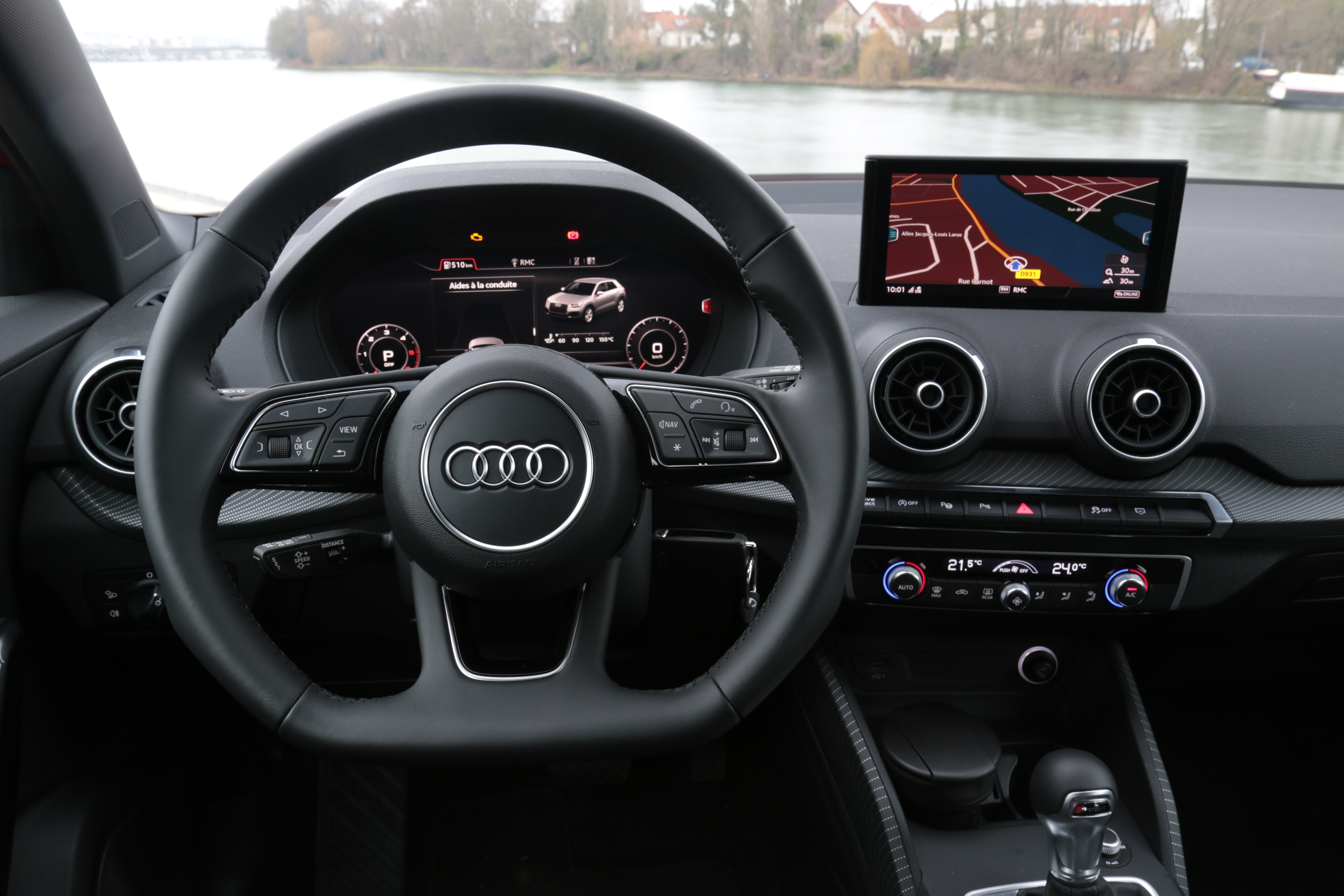 essai audi q2 2 0 tdi 190 quattro s tronic 7 2017 fer de lance en m tal pr cieux. Black Bedroom Furniture Sets. Home Design Ideas