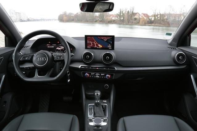 Essai - Audi Q2 2,0 TDI 190 Quattro S Tronic 7 (2017): fer de lance en métal précieux
