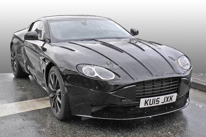 Surprise : du nouveau chez Aston Martin, voici la future DB11