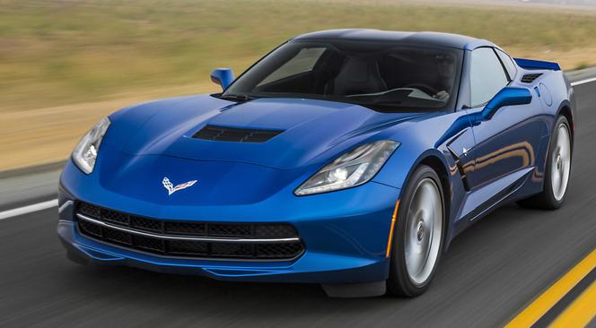 Calendrier des nouveautés 2014 -  Coupés :  Chevrolet Corvette, Jaguar F-Type Coupé, Lamborghini Huracán... Que du beau monde !