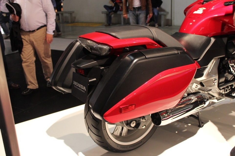 Salon de Milan en direct : Honda CTX 1300 confirmée