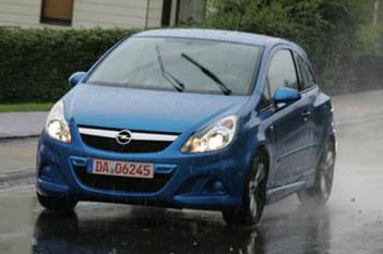 Opel Corsa par Irmscher