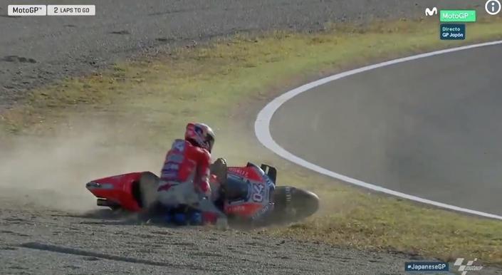 MotoGP - Japon J.3: Dovizioso donne déjà rendez-vous en 2019.