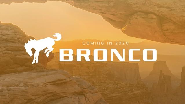 Salon de Detroit 2017 - Officiel: Ford prépare un nouveau Bronco, il sera international