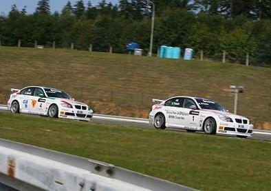 Wtcc: C'est la rentrée à Brno