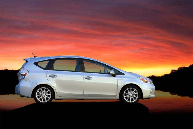 Toyota Prius: toujours plus haut